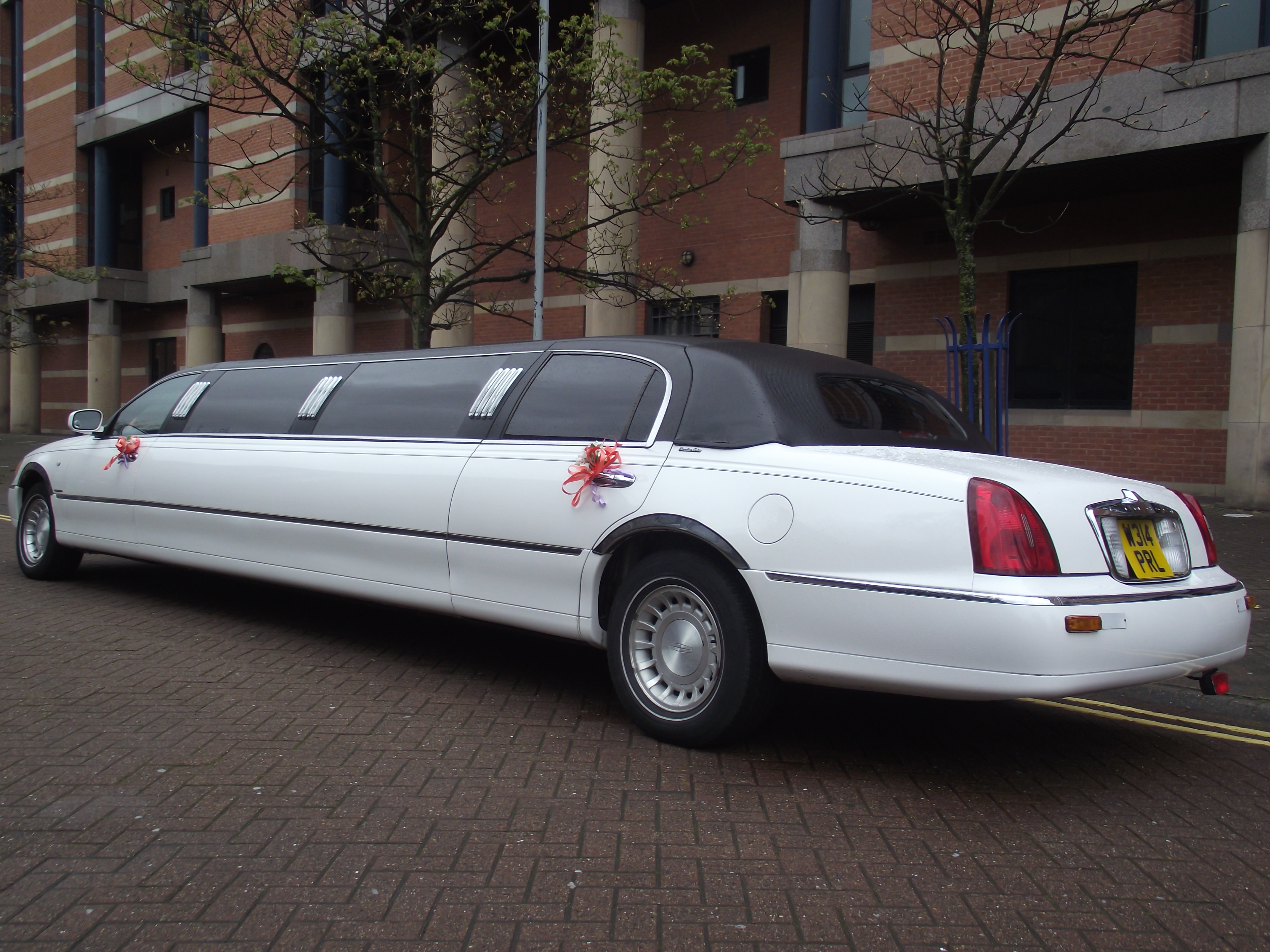 Wedding Car Hire Cleveland
