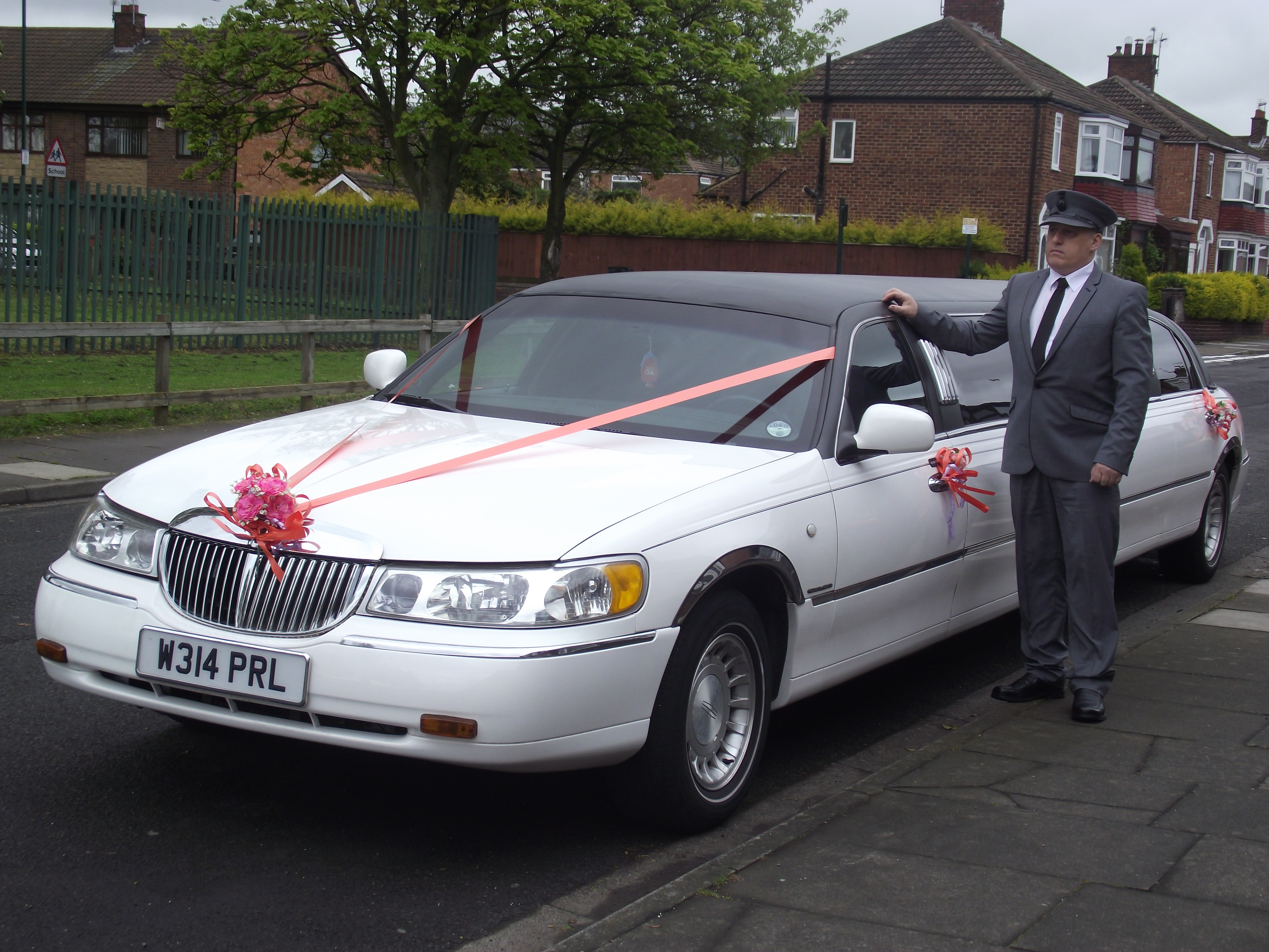 St  Wedding Car Hire Middlesbrough