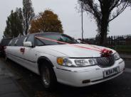 Middlesbrough wedding cars