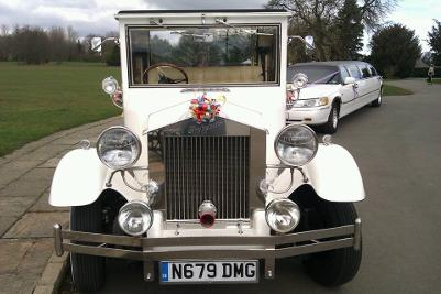 chauffeur driven wedding cars Middlesbrough