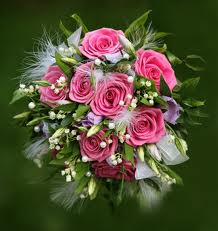 Beatiful wedding flowers by Allium Florists Normanby Middlesbrough