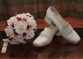 Wedding accessories Middlesbrough by Allium Floriists of Normanby