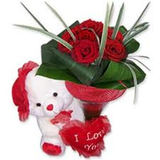 Vallentines day flowers delivered to your door in Middlesbrough