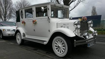 Redcar and Cleveland wedding cars