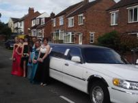Prom limos by 1st 4 Wedding Car Hire Middlesbrough