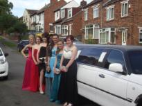 Wedding cars Middlesbrough, prom limo's