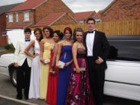Childrens party limo hire Middlesbrough, prom limo's, 1st 4 Wedding Car Hire