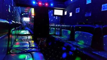 Party bus hire Middlesbrough, wedding car hire Middlesbrough